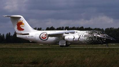 SE-DRL - Malmo Aviation British Aerospace BAe 146-200/Avro RJ85