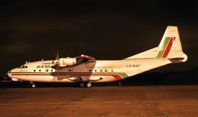 LZ-BAC - Balkan Antonov An-12 (all models)