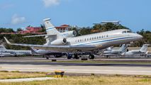 N786CS - Private Dassault Falcon 7X aircraft