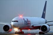 N890FD - FedEx Federal Express Boeing 777F aircraft