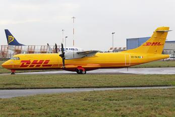 EI-SLR - ASL Airlines ATR 72 (all models)