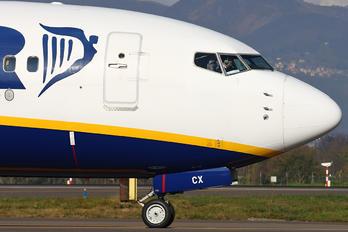 EI-DCX - Ryanair Boeing 737-800