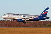 RA-89028 - Aeroflot Sukhoi Superjet 100 aircraft