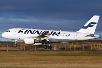 OH-LVL - Finnair Airbus A319