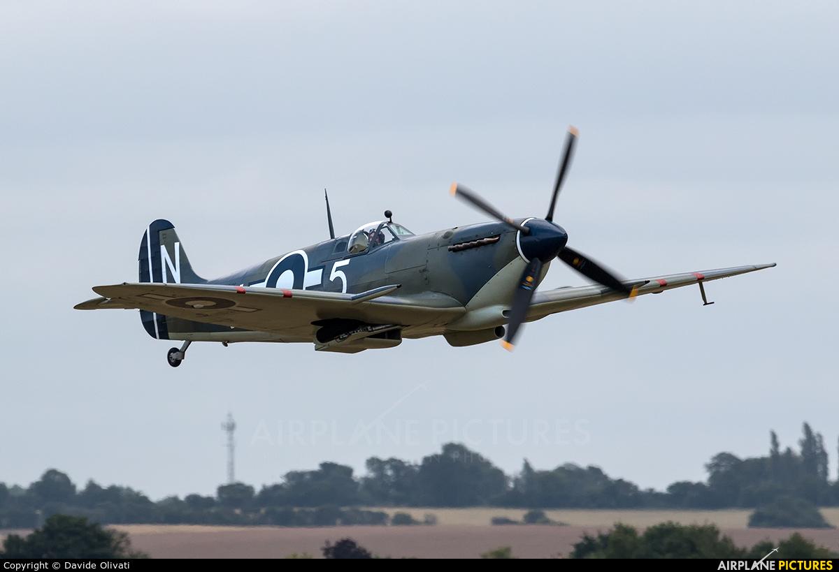 Private GBUAR aircraft at Duxford