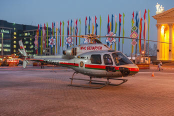 EW-356EH - Belarus - Ministry for Emergency Situations Eurocopter AS350 Ecureuil / Squirrel