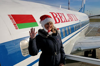 EW-407PA - Belavia - Aviation Glamour - Flight Attendant