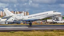 C-GLXC - Private Dassault Falcon 7X aircraft