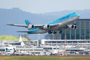 HL7633 - Korean Air Boeing 747-8 aircraft