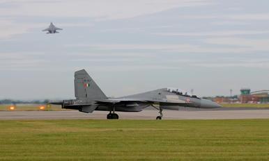 SB167 - India - Air Force Sukhoi Su-30MKI