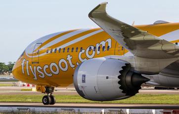 9V-OJC - Scoot Boeing 787-9 Dreamliner