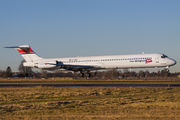 SE-DLV - Norwegian Air Shuttle McDonnell Douglas MD-83 aircraft