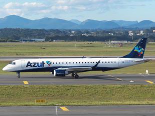 PR-AUC - Azul Linhas Aéreas Embraer ERJ-195 (190-200)