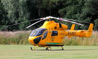 G-LNCT - Lincolnshire & Nottinghamshire Air Ambulance MD Helicopters MD-900 Explorer aircraft