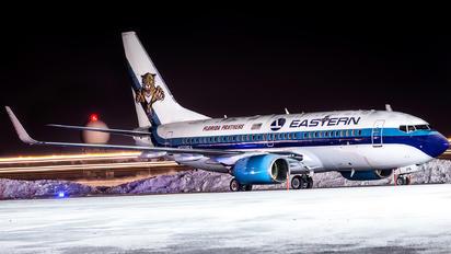 N278EA - Eastern Airlines Boeing 737-700