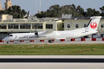 C-FKIY - Ryukyu Air Commuter de Havilland Canada DHC-8-400Q / Bombardier Q400