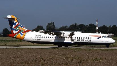 G-BYTP - British Airways - City Flyer ATR 72 (all models)