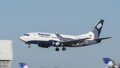 RA-73006 - Aurora Boeing 737-500