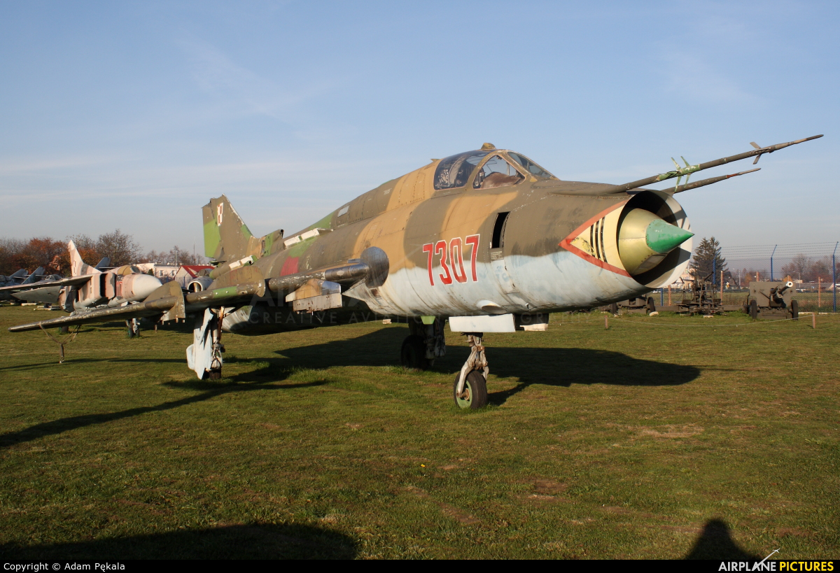 Poland - Air Force 7307 aircraft at Dęblin