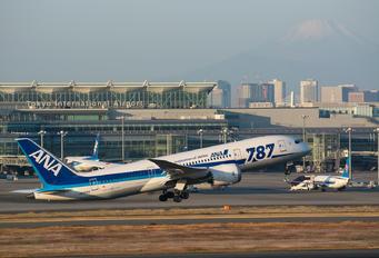 JA824A - ANA - All Nippon Airways Boeing 787-8 Dreamliner
