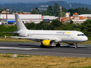 EC-LVB - Vueling Airlines Airbus A320