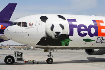 N585FE - FedEx Federal Express McDonnell Douglas MD-11F