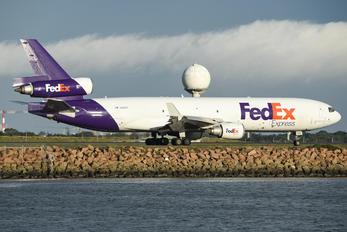N606FE - FedEx Federal Express McDonnell Douglas MD-11F