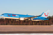 SE-RFR - TUIfly Nordic Boeing 767-300 aircraft