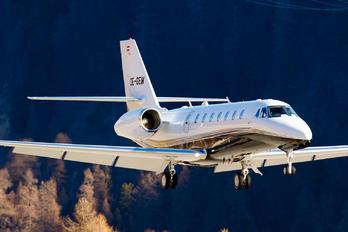 OE-GEM - Private Cessna 680 Sovereign