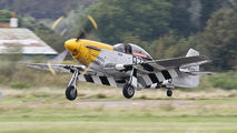 G-BTCD - Private North American P-51D Mustang aircraft