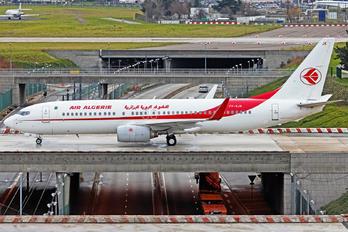 7T-VJK - Air Algerie Boeing 737-8D6