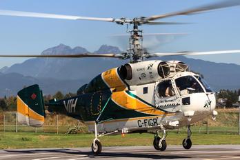 C-FIGR - Vancouver Island Helicopters Logging  Kamov Ka-32 (all models)