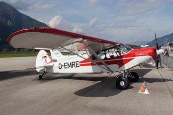 D-EMRE - Private Piper PA-18 Super Cub