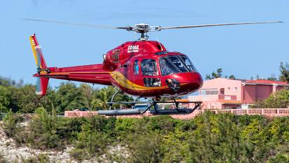 F-HCLO - Corail Hélicoptères Aerospatiale AS355 Ecureuil 2 / Twin Squirrel 2