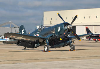 NX240CA - Private Vought F4U Corsair