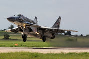 09 - Russia - Air Force Mikoyan-Gurevich MiG-29SMT aircraft