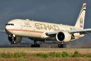 A6-ETS - Etihad Airways Boeing 777-300ER aircraft