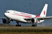 7T-VJZ - Air Algerie Airbus A330-200 aircraft