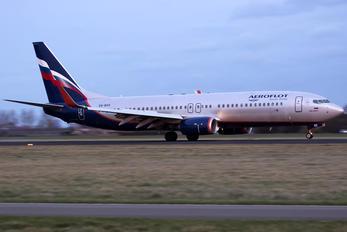 VQ-BVO - Aeroflot Boeing 737-800