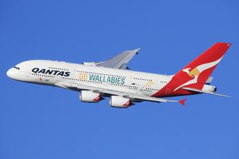 VH-OQH - QANTAS Airbus A380