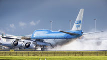 PH-BFP - KLM Asia Boeing 747-400 aircraft