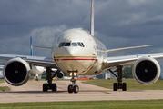 A6-ETQ - Etihad Airways Boeing 777-300ER aircraft
