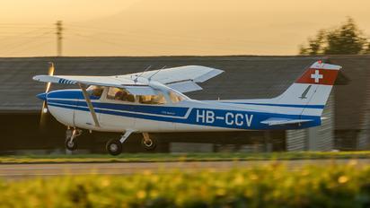 HB-CCV - Aeroformation Cessna 172 Skyhawk (all models except RG)