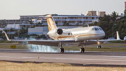 N606PS - Private Gulfstream Aerospace G-IV,  G-IV-SP, G-IV-X, G300, G350, G400, G450