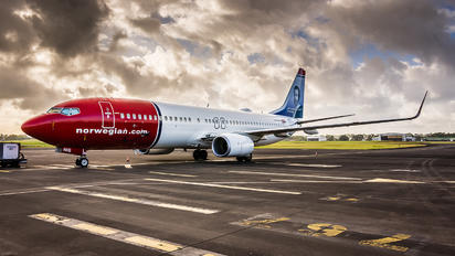 LN-NIG - Norwegian Air Shuttle Boeing 737-800