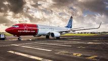LN-NIG - Norwegian Air Shuttle Boeing 737-800 aircraft