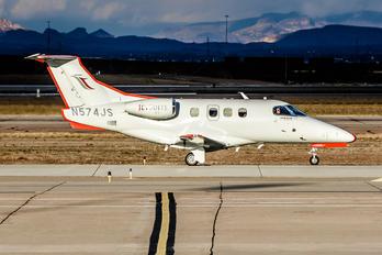 N574JS - Jet Suite Embraer EMB-500 Phenom 100