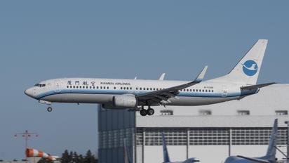 B-5386 - Xiamen Airlines Boeing 737-800