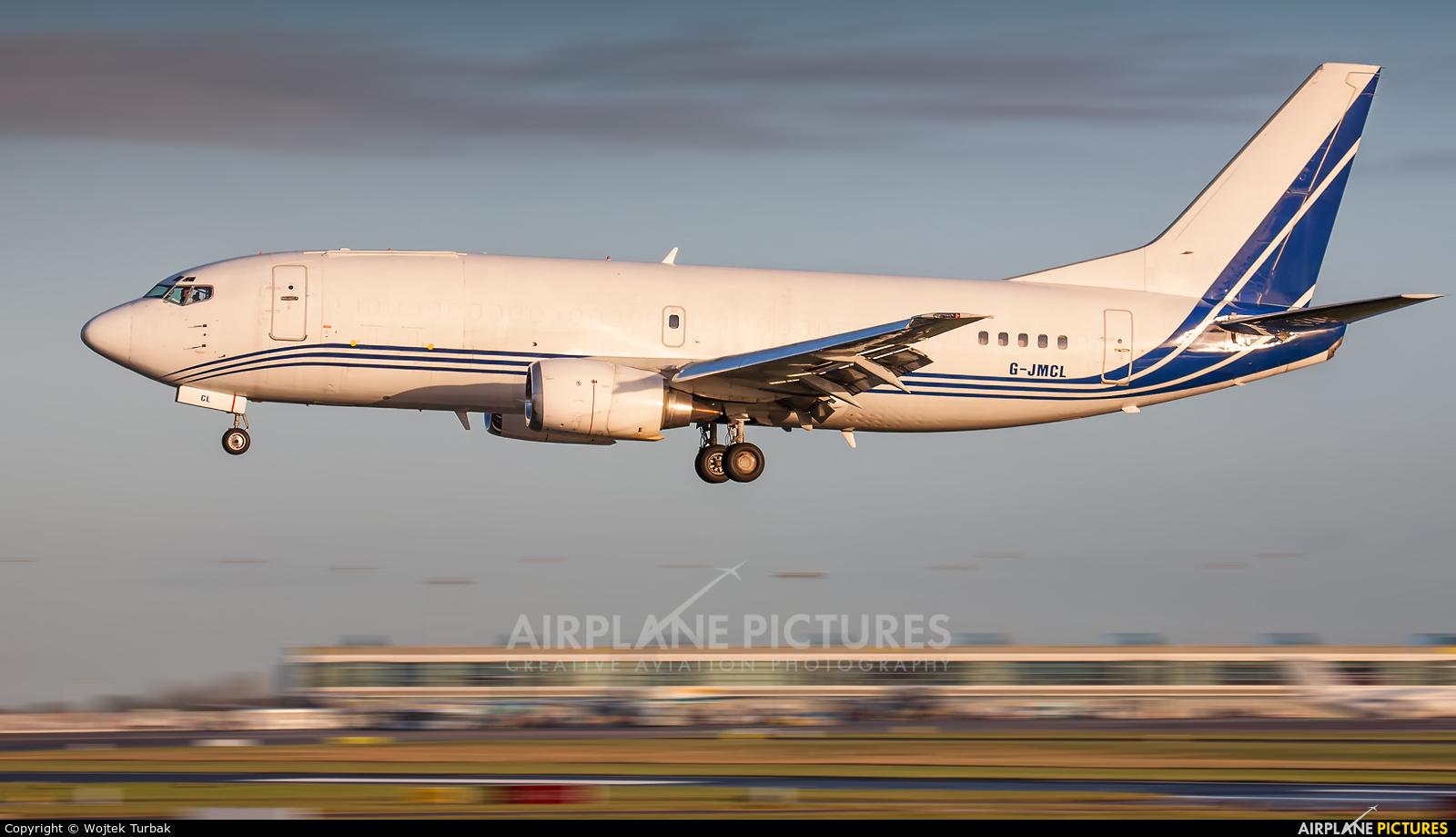 Atlantic Airlines G-JMCL aircraft at Dublin