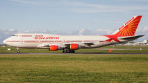 VT-ESO - Air India Boeing 747-400 aircraft